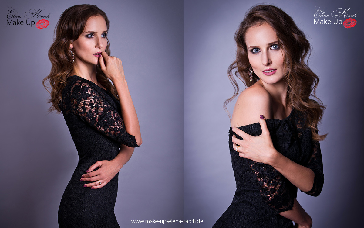 Business Make Up & Hairstyling by Elena Karch